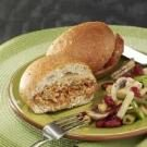 Italian Cheese Turkey Burgers