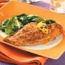 Baked Herb Catfish