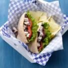 Easy Greek Chicken Sandwiches