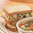 Turkey Salad Sandwiches