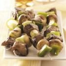 Lemon Beef Kabobs