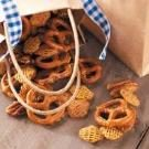 Sweet Honey-Glazed Snack Mix