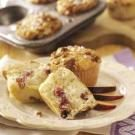 Streusel-Topped Plum Muffins
