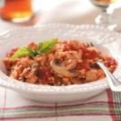 Chicken & Tomato Risotto