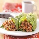 Quick Chicken Lettuce Wraps
