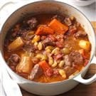 Wintertime Braised Beef Stew