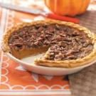 Contest-Winning Eggnog Pumpkin Pie
