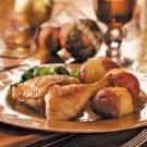 Garlic Chicken with Potatoes