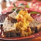 Curry-Apple Turkey Loaf