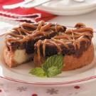 Chocolate Turtle Cheesecake