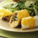 Baked Breakfast Burritos