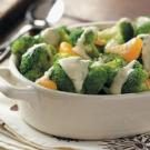 Contest-Winning Broccoli with Orange Sauce