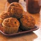 Double-Chip Pumpkin Cinnamon Muffins