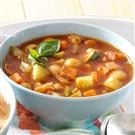 Hearty Meatless Minestrone