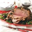 Herb-Crusted Prime Rib