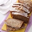 Glazed Coconut-Banana Bread