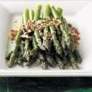 Fresh Asparagus with Pecans