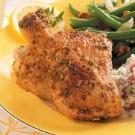 Lemon Chicken with Oregano