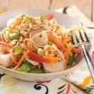 Szechuan Shrimp Salad