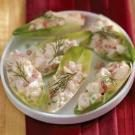 Shrimp Salad on Endive