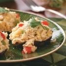 Risotto-Stuffed Portobello Mushrooms