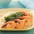 Pan-Seared Shrimp