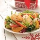 Citrus Scallop Salad