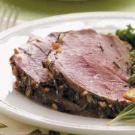 Roast Leg of Lamb with Rosemary