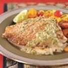 Grilled Snapper with Caper Sauce