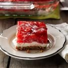 Strawberry Pretzel Dessert