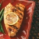 Easy Grilled Halibut Steaks