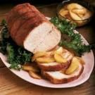 Pork Roast with Spiced Apples