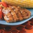 Pork Chops with Glaze