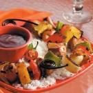 Tropical Chicken Kabobs