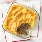 Two-Potato Shepherd's Pie