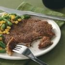 Pecan-Crusted Turkey Cutlets