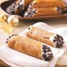 Brandy Snap Cannoli