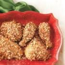 Pretzel Crusted Chicken
