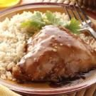 Sweet and Saucy Chicken