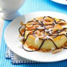 Almond Coconut Flans