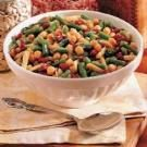 Hot Five-Bean Salad