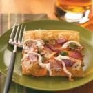 Chicken Enchilada Verde Pizza