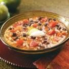 Southwest Black Bean Soup