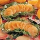 Orange Salad with Honey Dressing