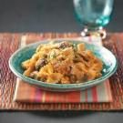 Sausage and Pumpkin Pasta
