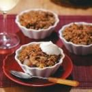 Fall Fruit Crisp