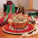 Christmas Cookie Bowl