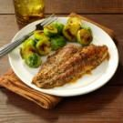 Zesty Baked Catfish