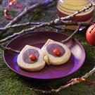 Owl Eyes Cookies