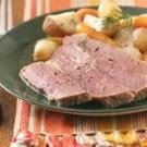 Old-World Corned Beef and Vegetables